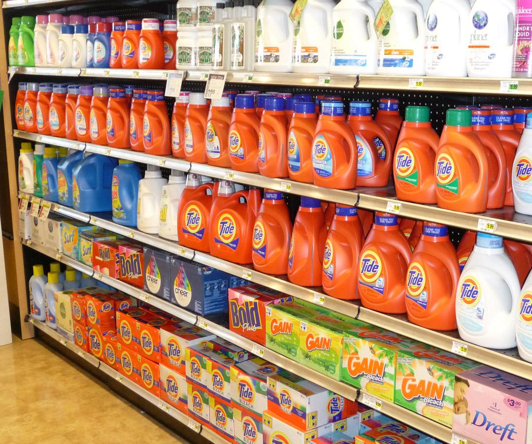 Detergent Aisle