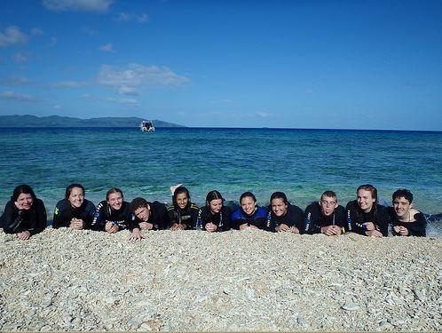 Broadreach Fiji Beach Portrait