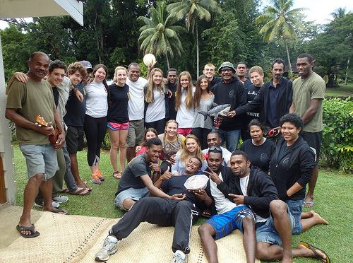 Broadreach Fiji Final Group Shot