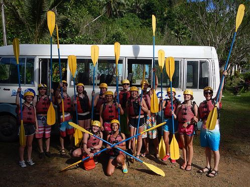 Broadreach Fiji Kayaking