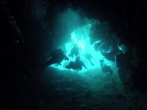 Broadreach Fiji Underwater Cave