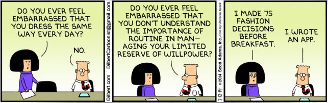 Dilbert Fashion Theory 7-12-2014