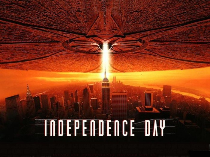 Independence Day Trailer Poster