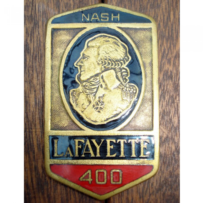 Lafayette Motors Co. Badge