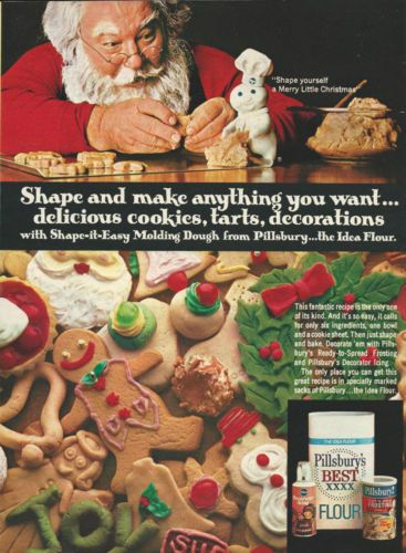 Pillsbury Dough Boy Christmas Cookies