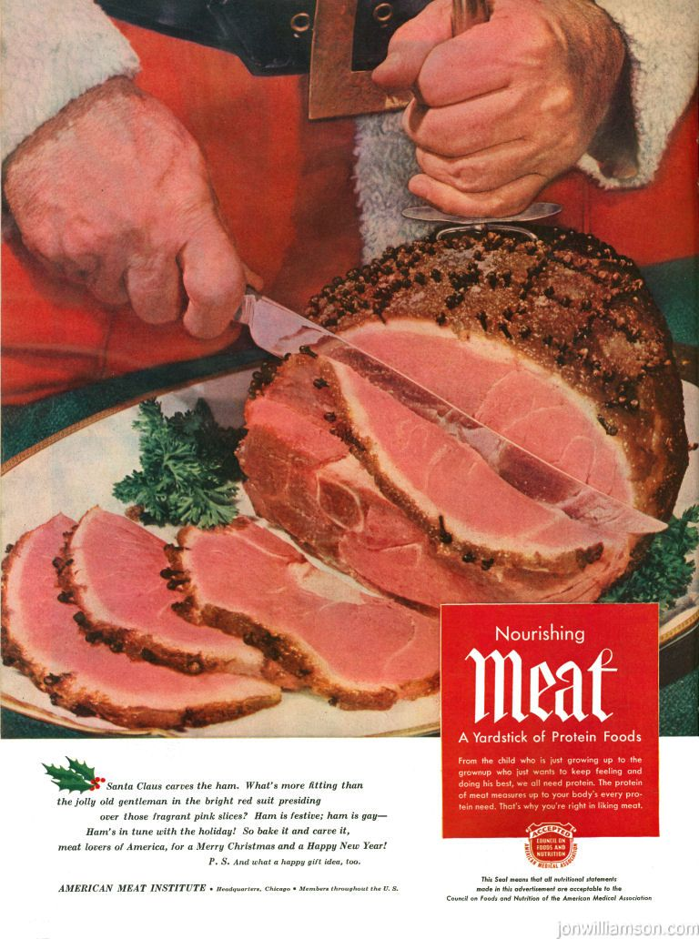 American Meat Institute Holiday Ham