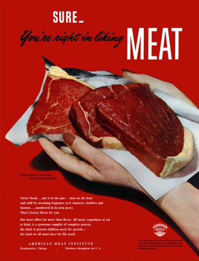 American Meat Institute Liking Meat