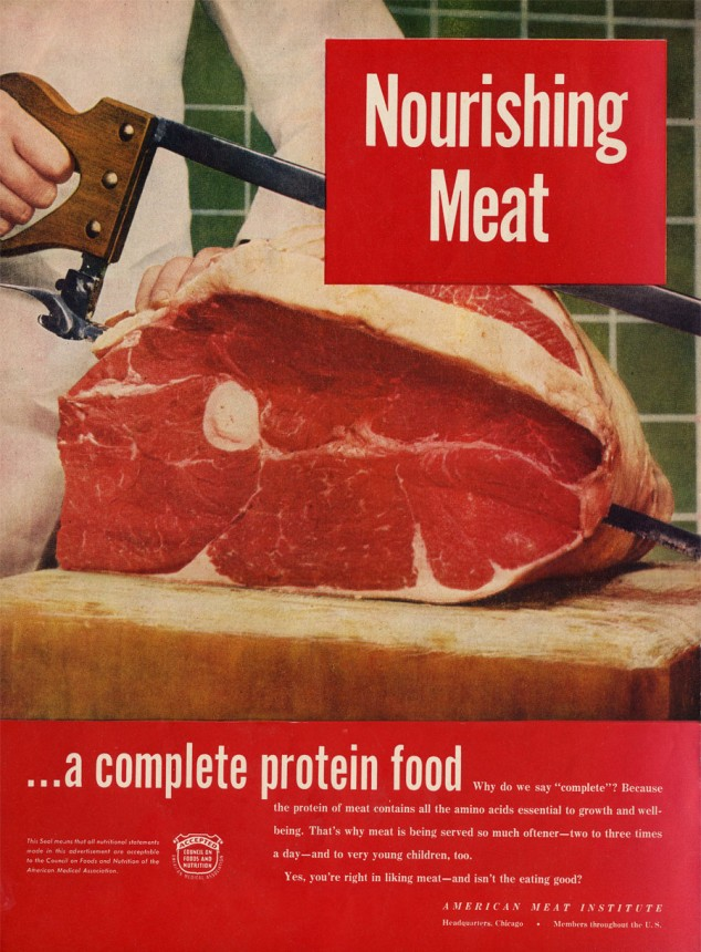 American Meat Institute Nourishing Meat