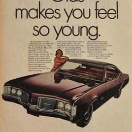 Oldsmobile Delmont 88 1968