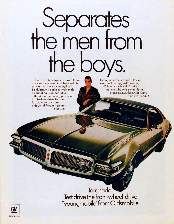 Oldsmobile Toronado 1968