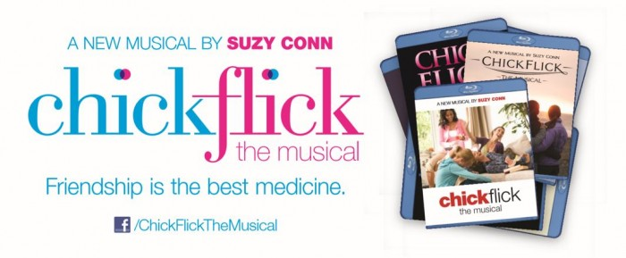 CHICK FLICK THE MUSICAL Banner