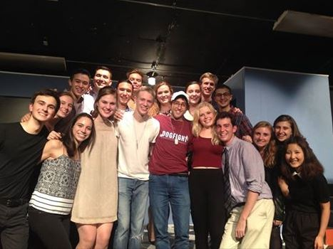 Peter Duchan and Northwestern Arts Alliance production of DOGFIGHT