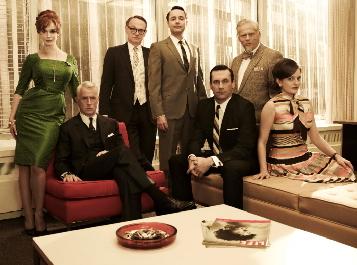 Mad Men Advertising Golden Age