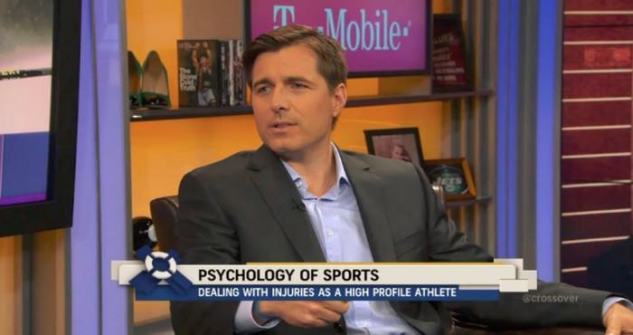 Dr Michael Gervais on NBC