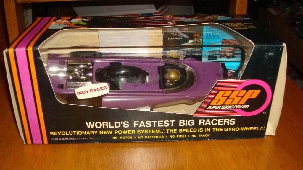 Kenner SSP Racer MIB