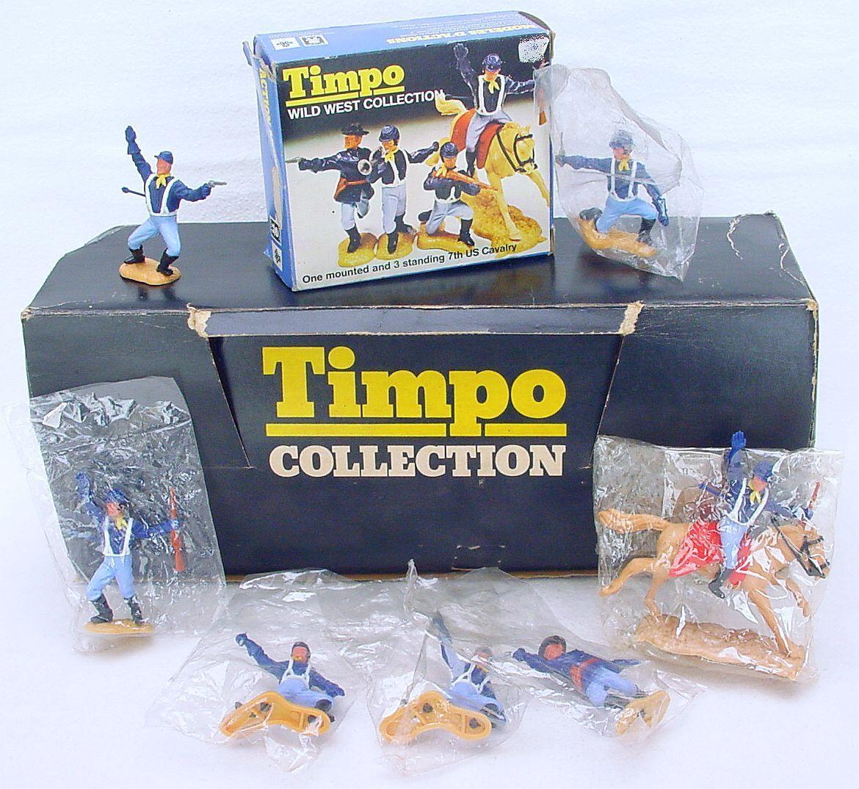 Timpo Toys U.S. 7th Cavalry