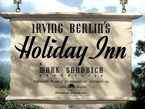 Irving Berlin's HOLIDAY INN [colorized]