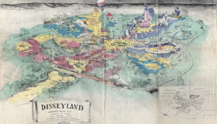 Inside Disneyland