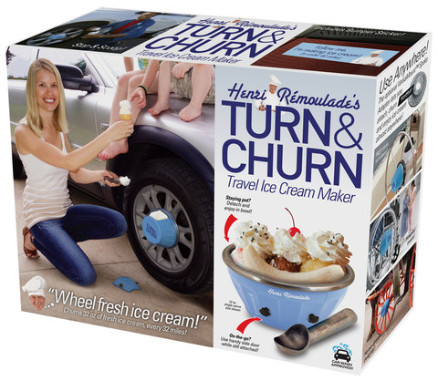 Prank Pack -- Turn and Churn