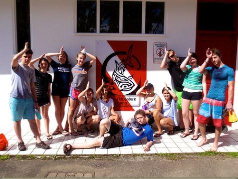 Broadreach Fiji Day 4