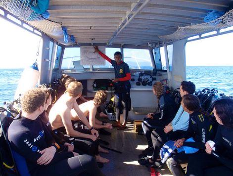 Broadreach Fiji Day 5