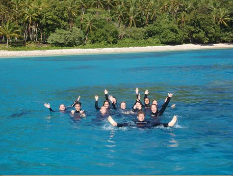 Broadreach Fiji Day 6