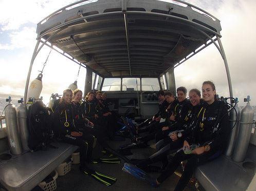 Broadreach Fiji Dive Boat Week 2