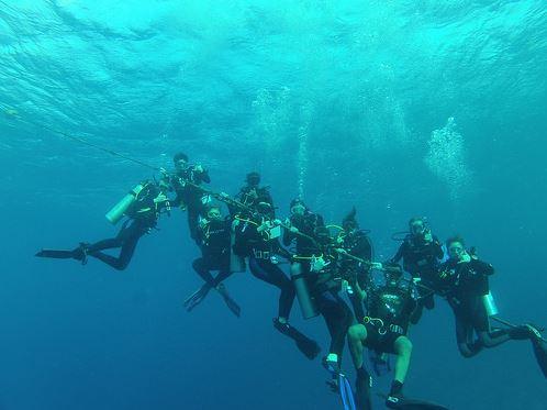 Broadreach Fiji Diving Chain