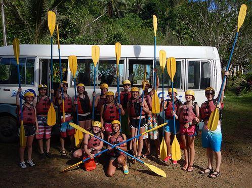 Broadreach Fiji Kayaking