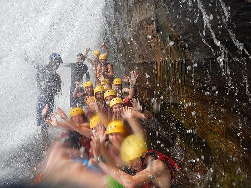 Broadreach Fiji Waterfall