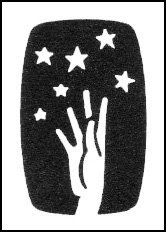 Leo Burnett Hand to Stars logo