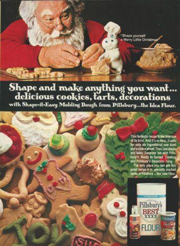 Pillsbury Dough Boy Christmas Cookies