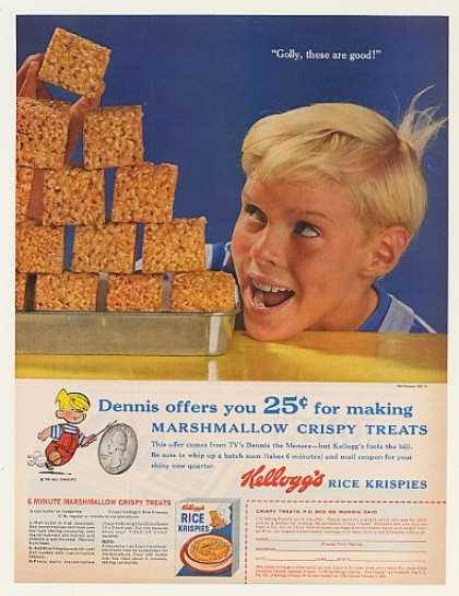 Rice Krispies Dennis the Menace