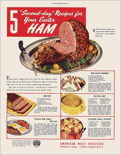 American Meat Institute Easter Ham Recipes