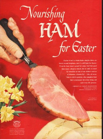American Meat Institute Ham for Easter