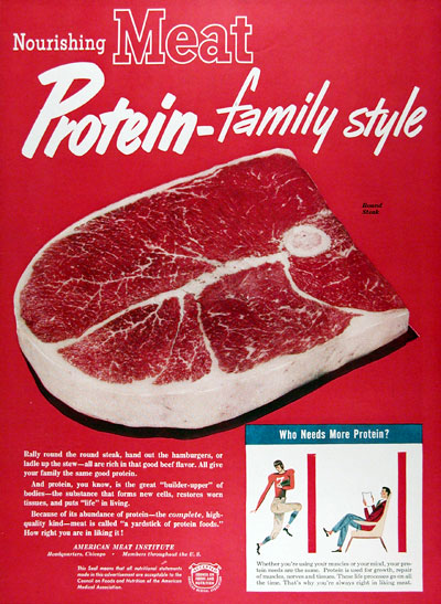 American Meat Institute Protein Family Style