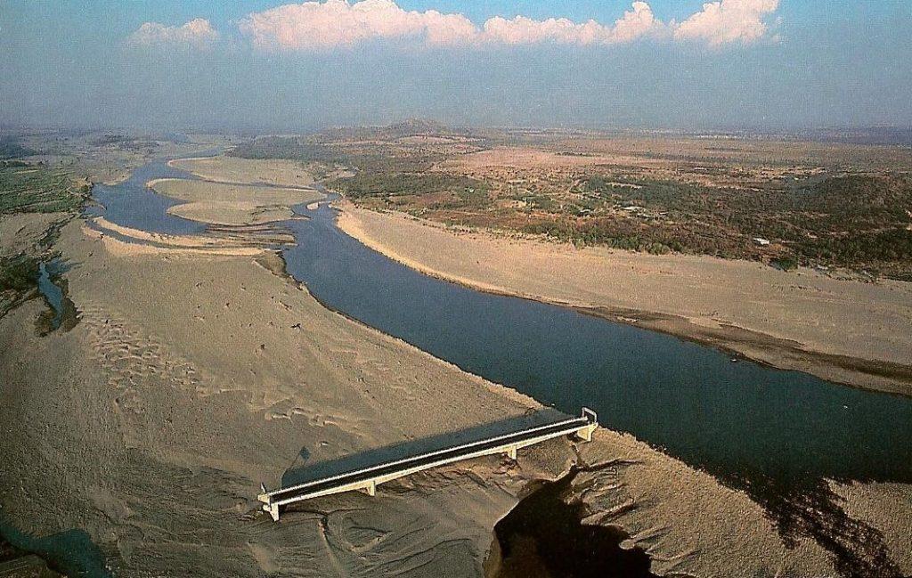 The New Choluteca Bridge