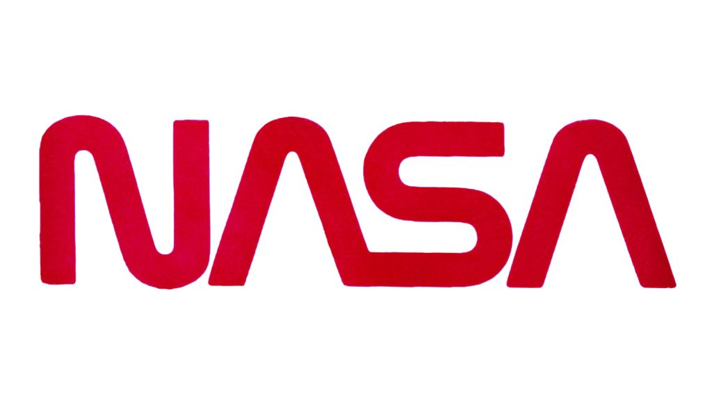 The NASA Worm Logo