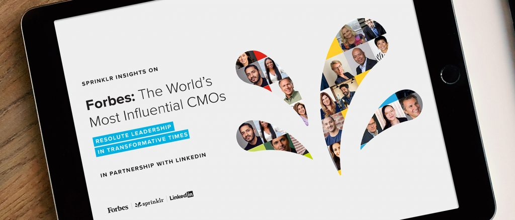 Forbes CMO List